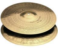 Paiste Signature Series 14-Inch Dark Crisp Bottom Hi-Hat Cymbal with Lively Intensity (4006614)