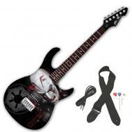 Peavey Star Wars Rebels Inquisitor Rockmaster 3/4 Student 21 Fret Maple Neck First Beginner Elect...