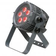 American DJ WIFLY QA5 IP Rated Par 5 x 5 Watt Quad RGBA LED & WiFly Technology