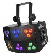 Chauvet DJ WASHFX 18 Tri-Color LED DMX Wash Light Fixture