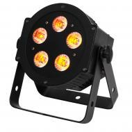 American DJ 5P HEX 5x10-Watt Versatile LED Par Lighting Fixture w/ 6-in-1 LEDs