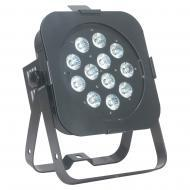 American DJ FLAT PAR TW12 60-Watt Dynamic White LED Par Fixture with 7 DMX Modes