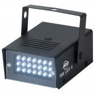 American DJ S81 LED II White Mini Strobe Lighting Fixture with 21 LEDs