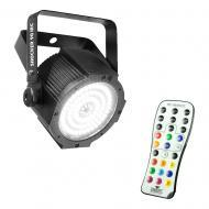Chauvet DJ Lighting Shocker 90 IRC Multi Zone Strobe LED Light with IRC-6 Remote