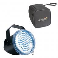 American DJ Lighting Big Shot LED II Compact Adjustable Speed Strobe Light with Travel Bag