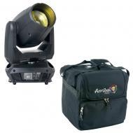 American DJ Platinum Wash 16R Pro Wash/Beam Moving Head w/ AC125 Fixture Case