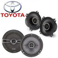 Toyota Paseo 1992-1995 Factory Speaker Replacement Kicker KSC4 KSC65 Package New
