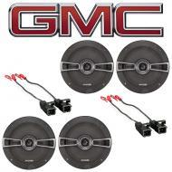 GMC Canyon 2004-2012 Factory Speaker Replacement Kicker (2) KSC65 Package New