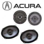 Acura TL 2004-2008 Factory Speaker Replacement Kicker KSC65 KSC69 Package New