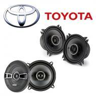 Toyota Supra 1983-1985 Factory Speaker Replacement Kicker KSC4 KSC5 Package New