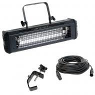 American DJ Mega Flash DMX Programmable Strobe Fixture w/ 50ft Cable & Clamp