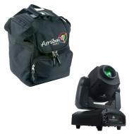 American DJ American DJ INNO SPOT LED 50W Moving Head w/ AC115 Padded Travel Bag