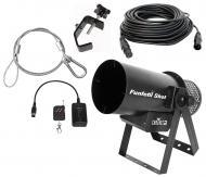 Chauvet DJ Funfetti Shot Wireless Remote Confetti Air Launcher w/ Clamp & Cables