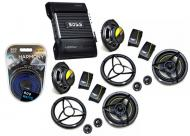 "Kicker Car Stereo (2) 07 DS650.2 Stereo 6.5"" 6 1/2"" Door 120 Watt Component Speaker Pai..."