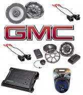 GMC Canyon 04-12 Extended Cab Truck Kicker Factory Component Speaker Replacement KS65.2 & KS6...