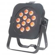 American DJ FLAT PAR TW12 60-Watt Dynamic White LED Par Fixture with 7 DMX Modes - Limited Quanit...