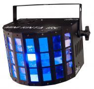 Chauvet Mini Kinta IRC Lighting DJ LED Multi Color Red, Green & Blue Derby Light