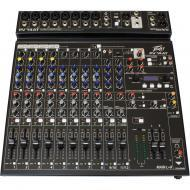 Peavey PV 14 AT 120US 8 Channel Non-Powered Compact Studio Mixer with Antares Auto-Tune Correction