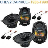 Chevy Caprice 1985-1990 Factory Speaker Upgrade Harmony R46 R69 Package New