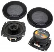 "Harmony Audio HA-R4 Car Stereo Rhythm Series 4"" Replacement 150W Speakers & Grills"