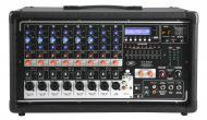 Peavey PVi 8500 Pro Audio DJ Powered 8 Channel Mixer 400W PA Speaker Amp