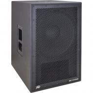 "Peavey DM 115 SUB Dark Matter Pro Audio DJ 15"" Powered 800W Sub Subwoofer"
