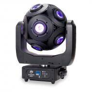 American DJ ASTEROID 1200 4-in-1 RGBW LED 180-Watt Rotating Centerpiece Effect Fixture