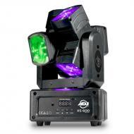American DJ XS 600 Dual Axis 4-in-1 6x10W RGBW LED Moving Head Lighting Fixture