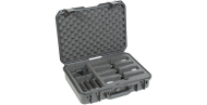 SKB Cases 3i-1813-5WMC iSeries Waterproof Case for 4 Wireless Microphones