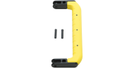 "SKB Cases 3i-HD81-YW 8.625"" Large Replacement Colored Handle for iSeries Case - Yellow Overmold"