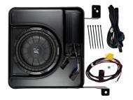 Kicker SSICRE14 SubStage Powered Subwoofer Upgrade Kit for 2014-Up Chevy Silverado/GMC Sierra 150...