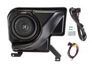 Kicker SSIEXT14 SubStage Powered Subwoofer Upgrade Kit for 2014-Up Chevy Silverado/GMC Sierra 150...