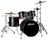 dDrum Journeyman Player Gen2 5-Piece Drum Kit - Black Sparkle Finish (J2P 522 BSP)
