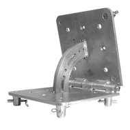 Trusst CT2904VH Versa Hinge for Connecting Square & Triangle Conical Truss Sections