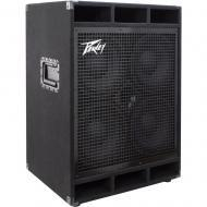 "Peavey PVH 410 Bass Cabinet Quad 10"" Passive 1200W Peak Ported Sub Box Enclosure"