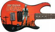 Peavey The Walking Dead - Grave Digger Rick Electric Guitar Signed by Robert Kirkman with Certifi...