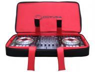 Odyssey BRLDIGITAL3XL Red Series Digital 3XL DJ Controller Gear Bag