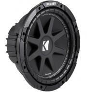 "Kicker 43C104 10"" Comp C10 Series Sub 150W RMS 4 Ohm SVC Car Subwoofer"