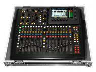 Odyssey FZBEHX32COM Flight Zone ATA Behringer X32 Compact Mixing Console Case
