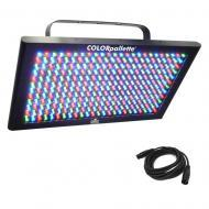 Chauvet DJ Lighting COLORpalette LED RGB Wash Effect Stage Light & DMX Cable - Refurbished