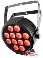 Chauvet SlimPAR Q12 USB DJ Lighting Quad Color RGBA LED Par Can Wash Light - Refurbished