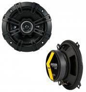 Kicker 43DSC504 DS Series 5.25-Inch 70W 4 Ohm Coaxial Car Audio Speakers DSC5