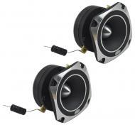 "Audio Legion ALT46 Car Audio 3"" Compression 300W Bullet Super Tweeter Pair New"