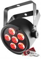Chauvet DJ Lighting SlimPAR T6 USB Par Can RGB Color LED Stage Wash Light DMX - Refurbished