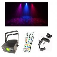 Chauvet DJ Lighting Abyss USB Simulated Effect Water Light w/ Remote & Clamp