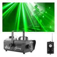 Chauvet DJ Lighting Hurricane 1000 Compact Fog Machine w/ WMS Motion Sensor