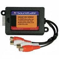 Soundgate FDZNAUX1 Ford Lincoln Mercury Zune to Factory Radio Integration Kit
