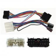 Soundgate SOT070 Mitsubishi Models Parrot Bluetooth ISO Wiring Harness w/ Mute