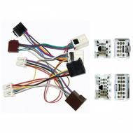 Soundgate SOT096 Nissan Multi Model Parrot Bluetooth ISO Wiring Harness w/ Mute