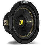 "Kicker CWD8 Car Audio CompC Subwoofer Dual 4 Ohm 8"" Sub 44CWCD84 Brand New"